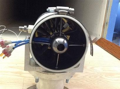 Commercialization of Turbineless Engine fan