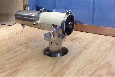 Commercialization of Turbineless Engine