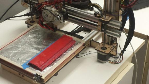 Composite 3D Printer